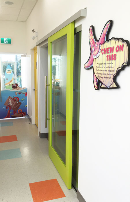 Services, Childrens Dentist, North Delta BC